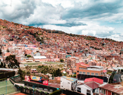 Boliwia La Paz