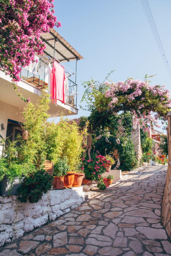 Afionas Corfu